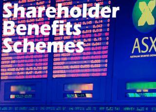 Shareholder Benefits Schemes