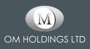OM Holdings (OMH) Logo